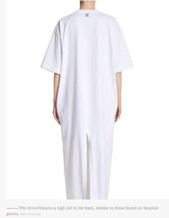 $1000 T-Shirt Dress