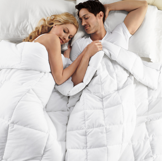 Comforter Mold