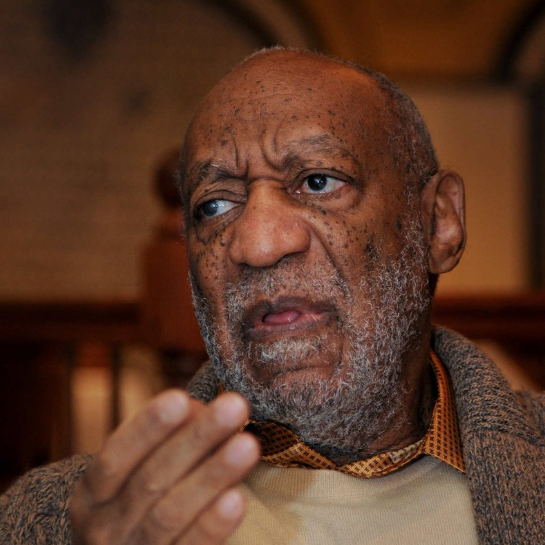 Bill Cosby Jokes About #MeToo