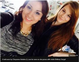 Facebook Selfie Exposed The Killer