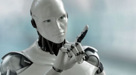 Humanoid looking robot