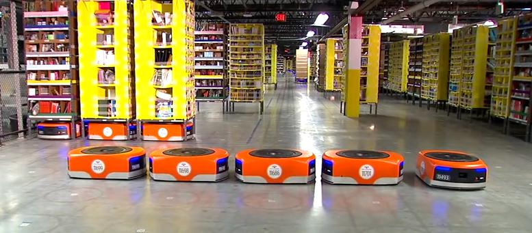 Amazon Robots