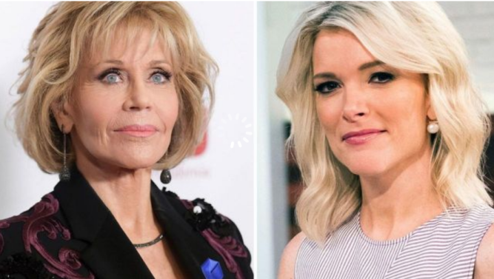 Megyn Kelly Takes On Jane Fonda