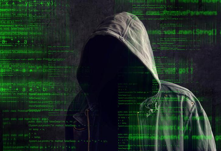 Cybercriminals the dark web