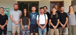 Tourist jailed in Cambodia for Pornographic Dancing