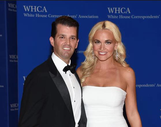Vanessa Trump, the wife of Donald Trump Jr
