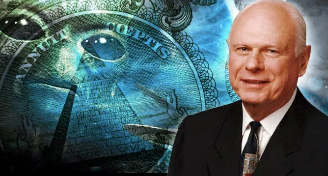 Paul Hellyer, former Canadian Minister of Defense