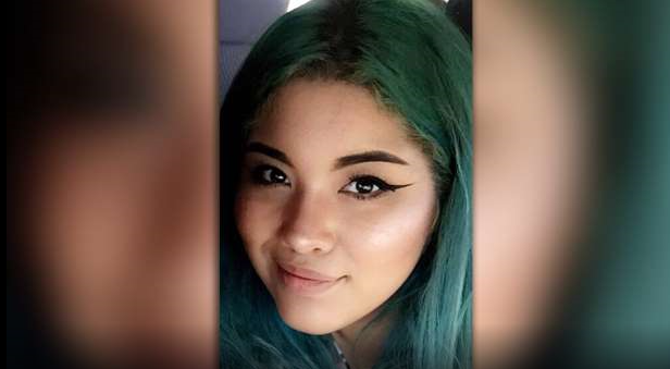 19-year-old Lizette Andrea Cuesta, of Tracy, CA.