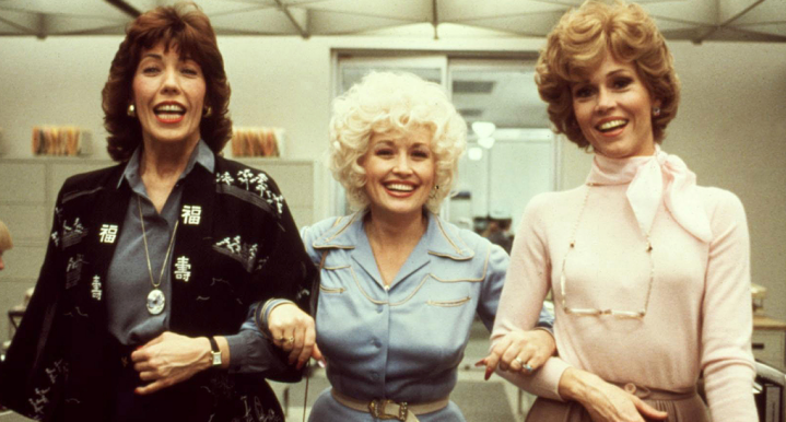 Jane Fonda, Dolly Parton, Lilly Tomlin