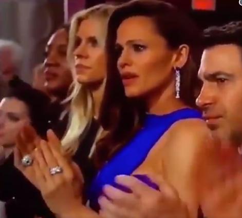 Jennifer Garner Oscar Face